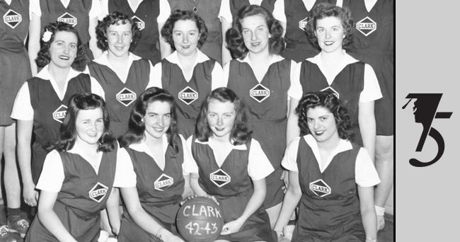75 Years of Clark Co-Ed
