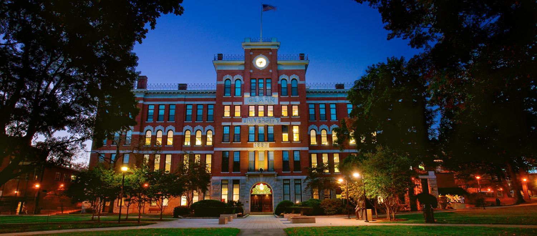 Clark University - Jonas Clark Hall